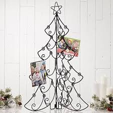 christmas card display holder tabletop christmas card display holder christmas tree