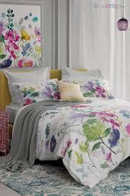 Duvet Cover Sale Uk Bluebellgray Floral Bedding Fabrics U0026 Home Accessories Next