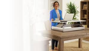 inmovement adjustable height desk
