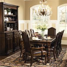 bernhardt normandie manor buffet with stone top dubois furniture