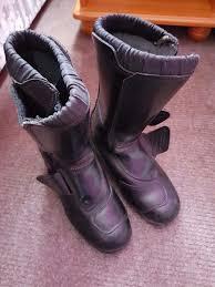 kids motorbike boots kids motorbike boots size 2 in truro cornwall gumtree