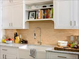 kitchen white kitchen backsplash tile ideas granite countertops