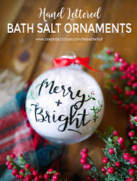 these bath salt ornaments with free printable tag maybe