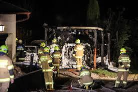 Bad Hall Autos Samt Carport In Bad Hall In Flammen Aufgegangen Laumat At