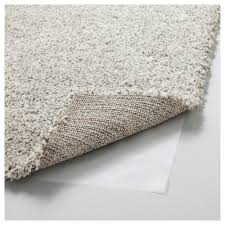 alhede rug high pile off white 160x240 cm ikea
