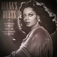 Dianas Diana U0027s Duets 1981 The Diana Ross Project