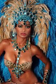 Brazilian Carnival Halloween Costumes Carnival Costume Mystery Loulan Designed Solange Shaw