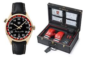 tag heuer carrera tag heuer introduces carrera calibre 5 ring master u201cmuhammad ali