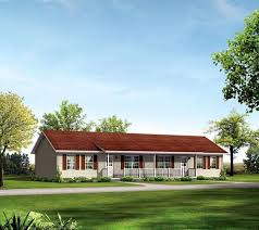 multi family plan 87367 ranch plan with 1536 sq ft 4 bedrooms