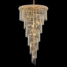 Elegant Crystal Chandelier Foyer Crystal Chandeliers