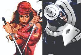 Seeking Bullseye Elektra Or Bullseye Who Should Be The Nemesis For Daredevil