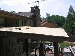 deer park roofing metal patio roof cincinnati and northern