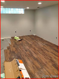 Creative Diy Wood Ls Brown Carpet For Cheap Basement Flooring Option Flooring Basement