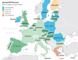 Eastern Europe Map Quiz by Taking Europe U0027s Pulse European Economic Guide The Economist