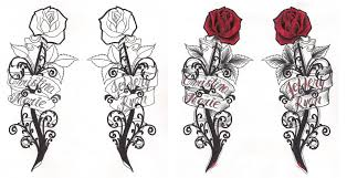 freebies roses design by tattoosavage on deviantart
