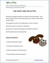 pictures on comprehension worksheets ks2 free printables