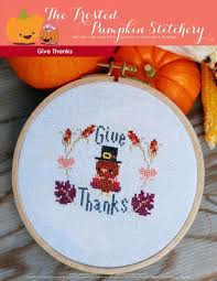 217 best cross stitch thanksgiving images on cross