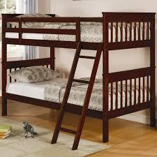 Solid Pine Bunk Beds Bradley S Furniture Etc Rustic Log And Barnwood Bunk Beds