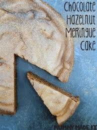 hazelnut meringue cake recipe meringue dinner parties and berries