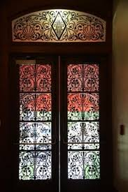 stencil your windows for this cozy home look cuttingedgestencils