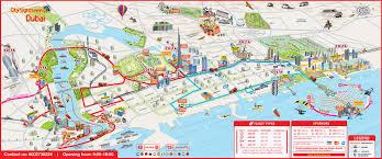 Chicago Hop On Hop Off Map by Where Is Dubai Located On The World Map Whereisdubaicom Dubai