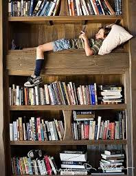 Bookshelves For Boys by 15 Awesome Reading Nooks For Kids