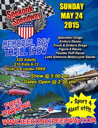 monster truck show schedule 2015 2017 schedules seekonk speedway