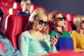 amc theatres may allow cellphone use during movies in order to