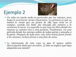 conductismo animal conductismo ejemplos