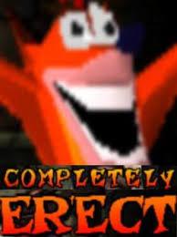 Crash Bandicoot Meme - the majestic crash bandicoot