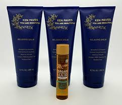 ken paves you are beautiful hair perms relaxers texturizers pack of 3 ken paves relaxing