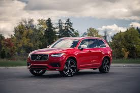 r design volvo review 2016 volvo xc90 t6 r design canadian auto review