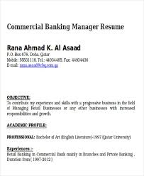 Business Banker Resume Retail Banking Resume Sales And Operations Executive Resume