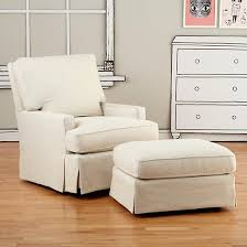 charming glider chair with ottoman swanback glider with ottoman