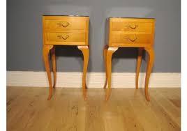 Yew Side Table Vinterior Vintage Midcentury Antique U0026 Design Furniture