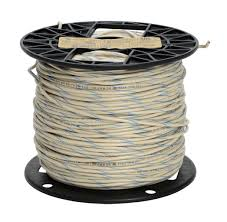 mtw16wb mtw wire 16 awg white w blue 500ft spool pn mtw16wb