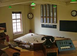 inside the battle of britain ops room at imperial war museum