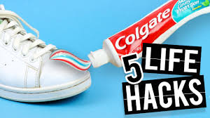 5 life hacks that will change your life waterproof shoes and