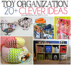 toy organization 20 clever ideas i heart arts n crafts