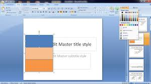 how to create and save powerpoint template youtube