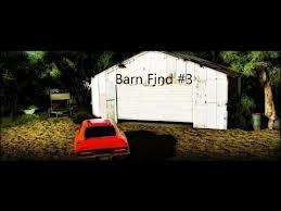 Barn Find 3 Forza Horizon Forza Horizon 3 Barn Find 3 Youtube