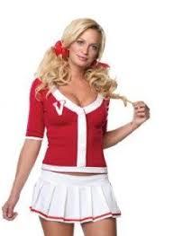Cute Cheerleading Costumes Halloween Cheerleader Costume Cheerleader Costume Costumes