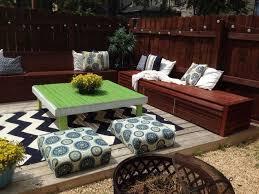 Patio Furniture On A Budget Diy Budget Backyard And Deck Makeover Hometalk