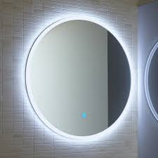 Illuminated Bathroom Mirrors Led Illuminated Bathroom Mirrors Iagitos