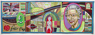 Vanity Of Small Differences Grayson Perry Grayson Perry Tapestry You Could Lay It Out For A National