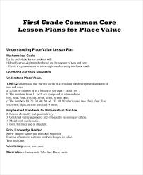 40 lesson plan samples free u0026 premium templates