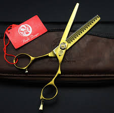 576 6 professional anti teeth hair cutting scissors high quality
