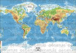The World Political Map by Map Of The World And World Atlas