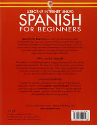 spanish for beginners usborne language guides amazon co uk