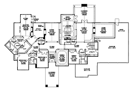 home plans with inlaw suites milbrandt ranch home plan 043d 0068 house plans and more